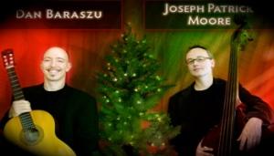 Dan Baraszu and Joseph Patrick Moore - Christmas Time Is Here