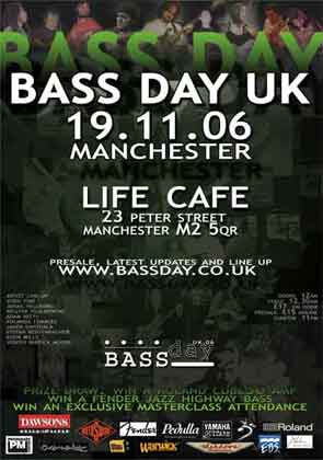 Bass Day UK