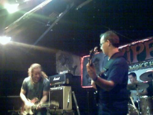 Chris Duarte, Joseph Patrick Moore, Jeff Reilly