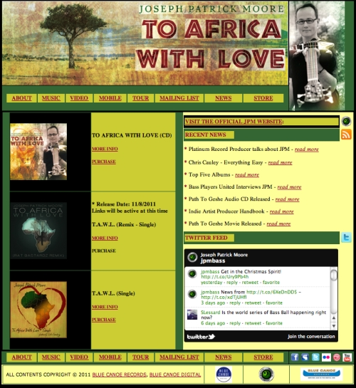 To Africa With Love OFFICIAL WEBSITE