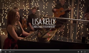 Lisa Kelly - Christmas Everywhere