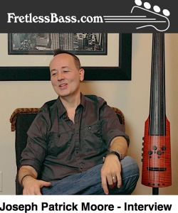 FretlessBass Interview
